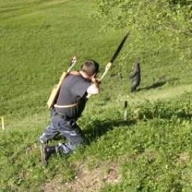 hunting pest